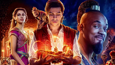 Live-action 'Aladdin,' not just a remake