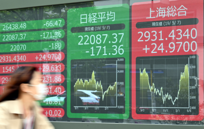 China, Japan link each other's securities markets