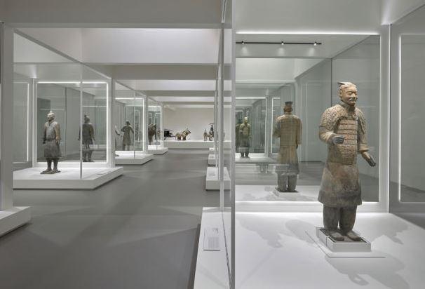 Terracotta Warriors exhibit opens in Melbourne