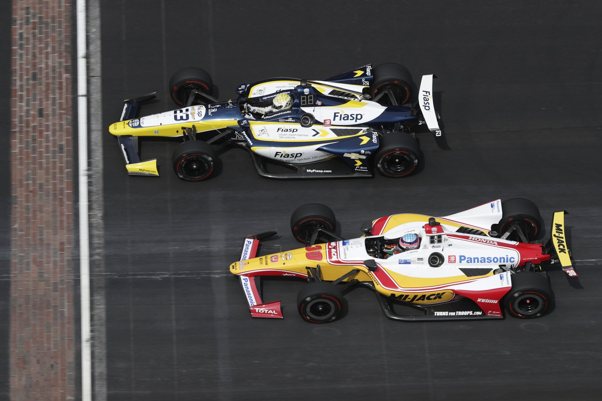 Kanaan fastest in final Indy 500 qualifying