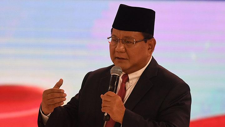 Indonesian presidential candidate Prabowo lodges challenge against poll result