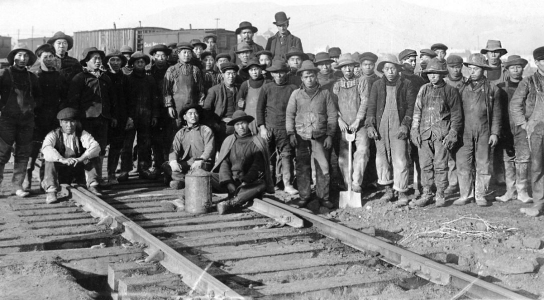 Stamps to be unveiled to commemorate Chinese workers of transcontinental railroad