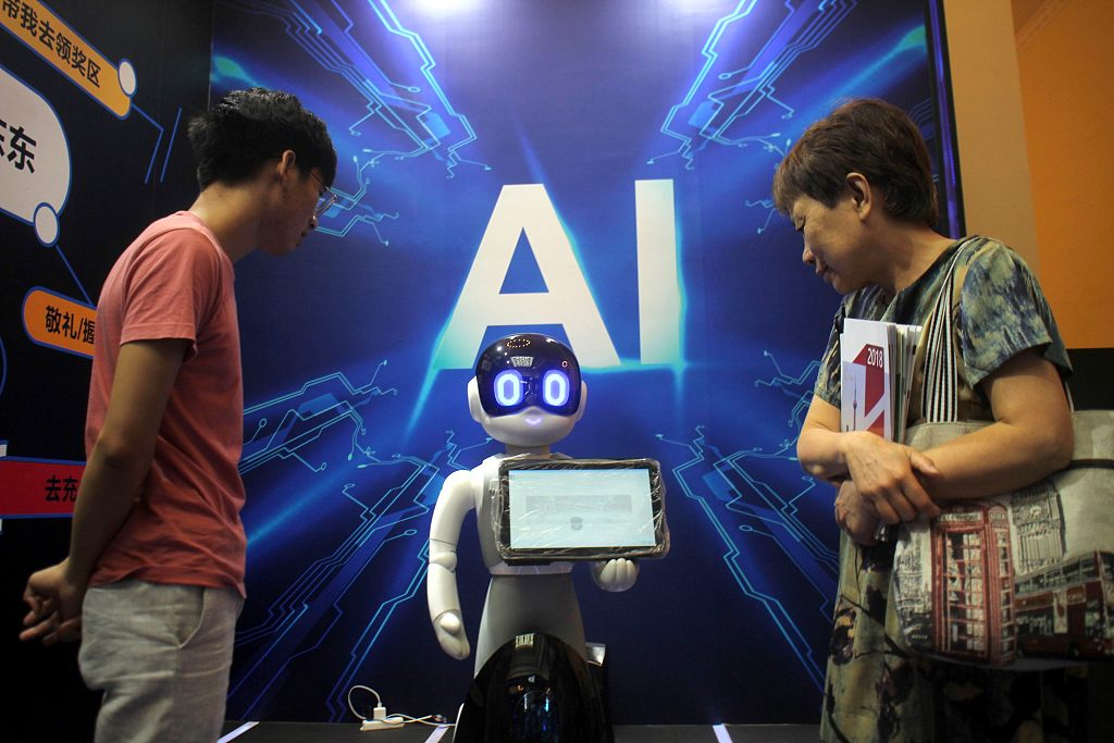 Shanghai launches nation's 2nd pilot zone for AI