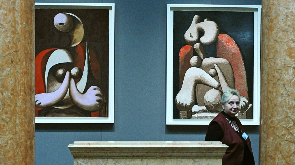 Picasso's masterpieces to be shown in Beijing
