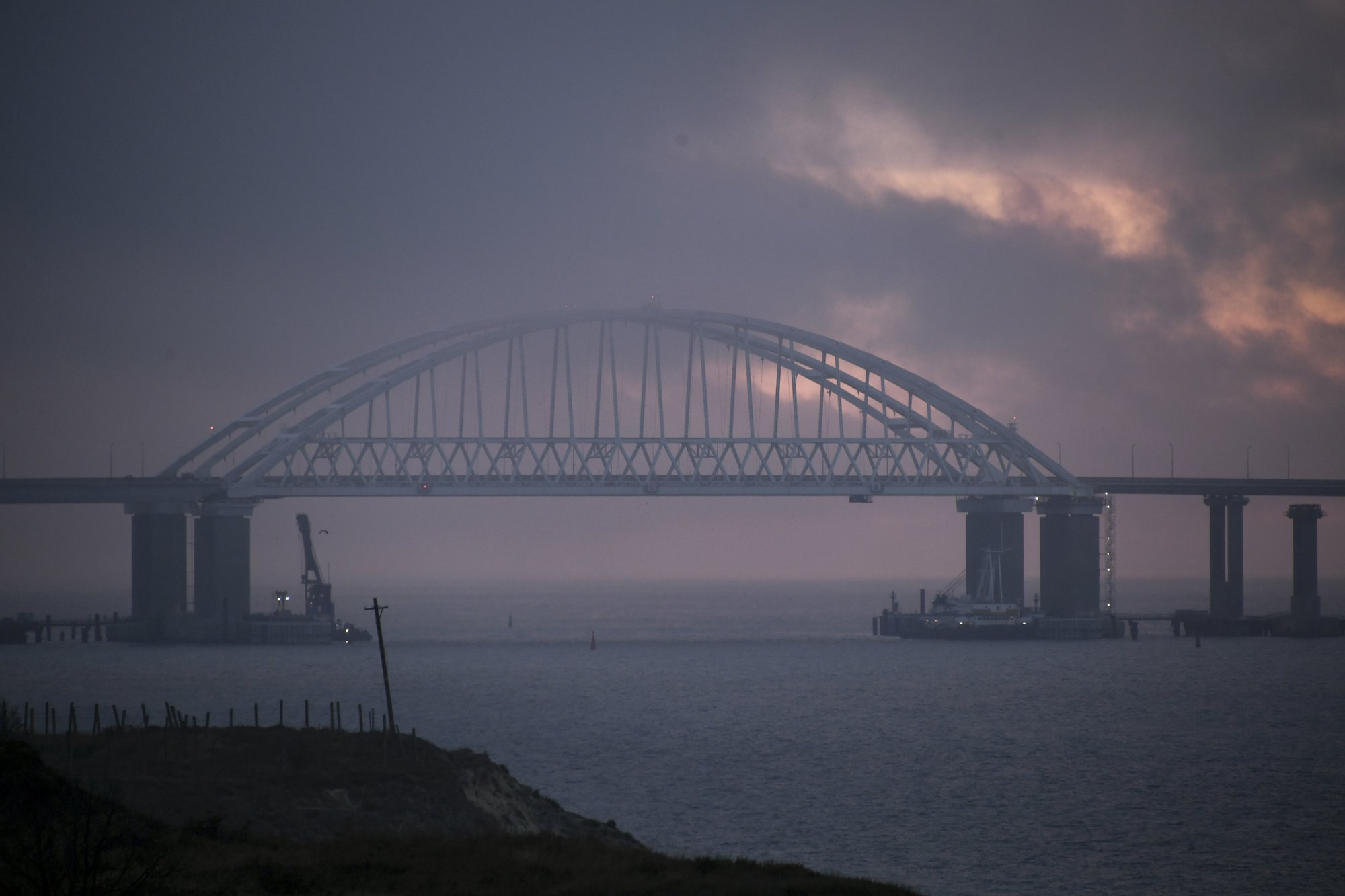 Russia says UN convention does not apply to resolving Kerch Strait dispute