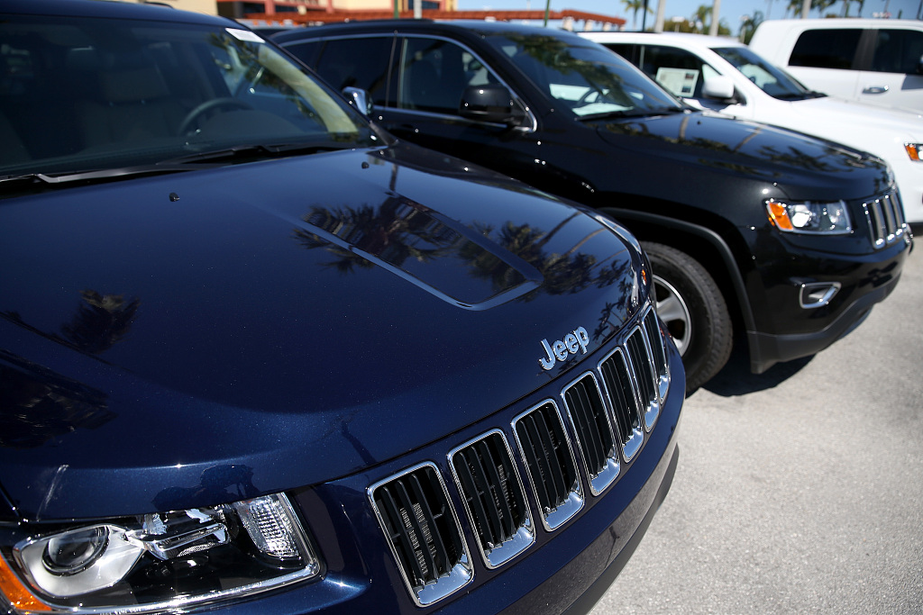 Chrysler recalls imported vehicles for loss of directional steering control