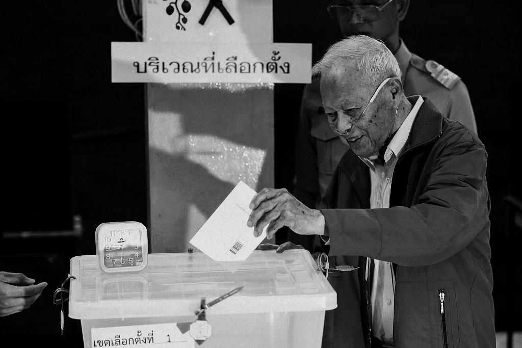 Former Thai PM Prem Tinsulanonda dies at 98