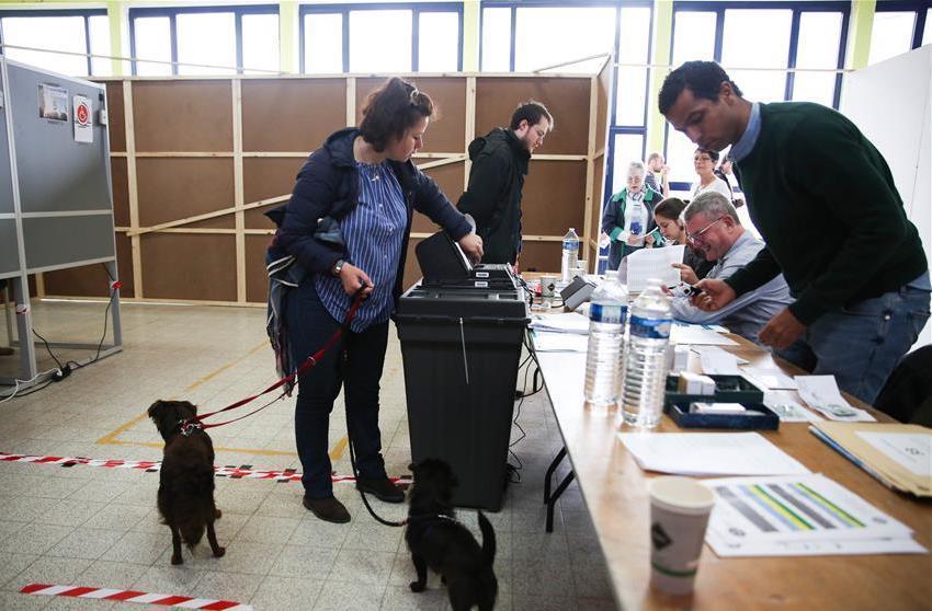 European Parliament elections starts in Belgium