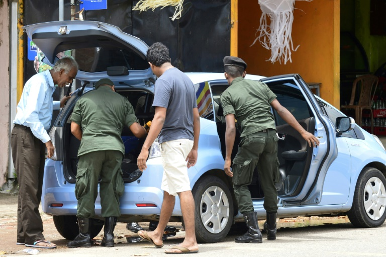 Sri Lanka detain nearly 100 in anti-Islamist swoops