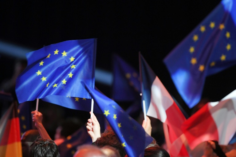 European voters set stage for battle for EU's soul