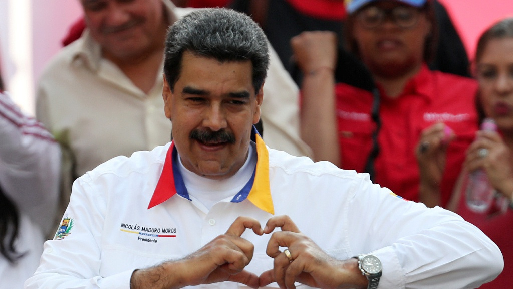 Venezuela opposition to meet Maduro envoys in Oslo: Guaido
