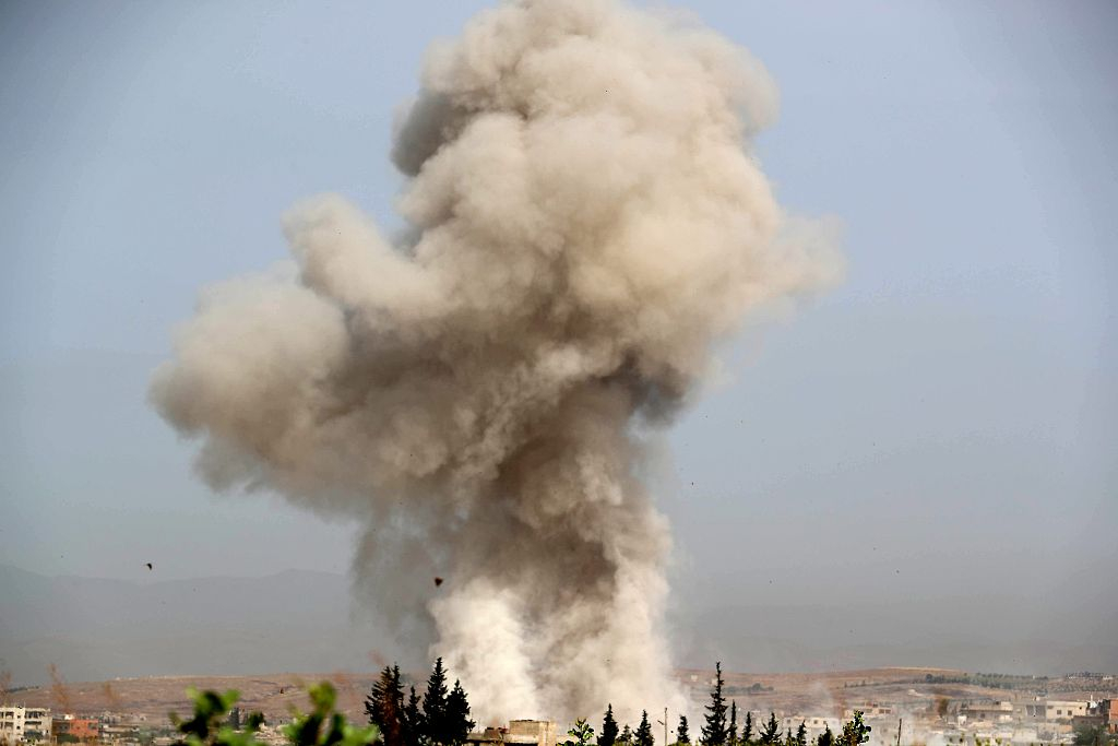 Turkey sends weapons to Syrian rebels: Syrian sources
