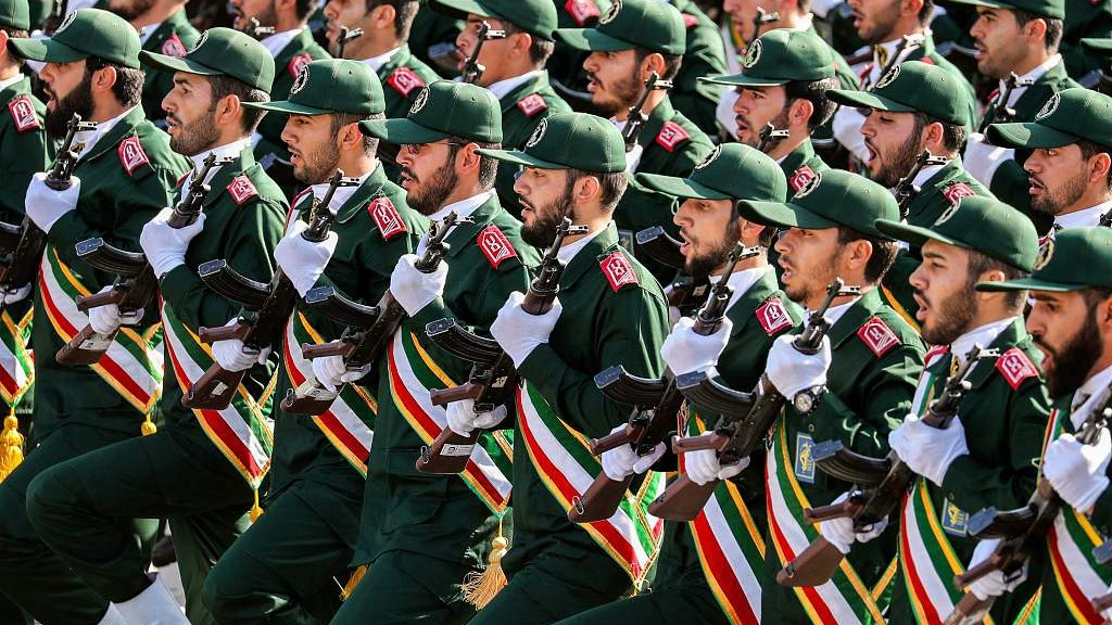 US military in region is 'weakest' in history: Iran deputy guards chief