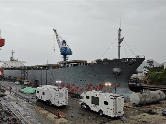 Improper repair blamed in fatal leak on cargo ship