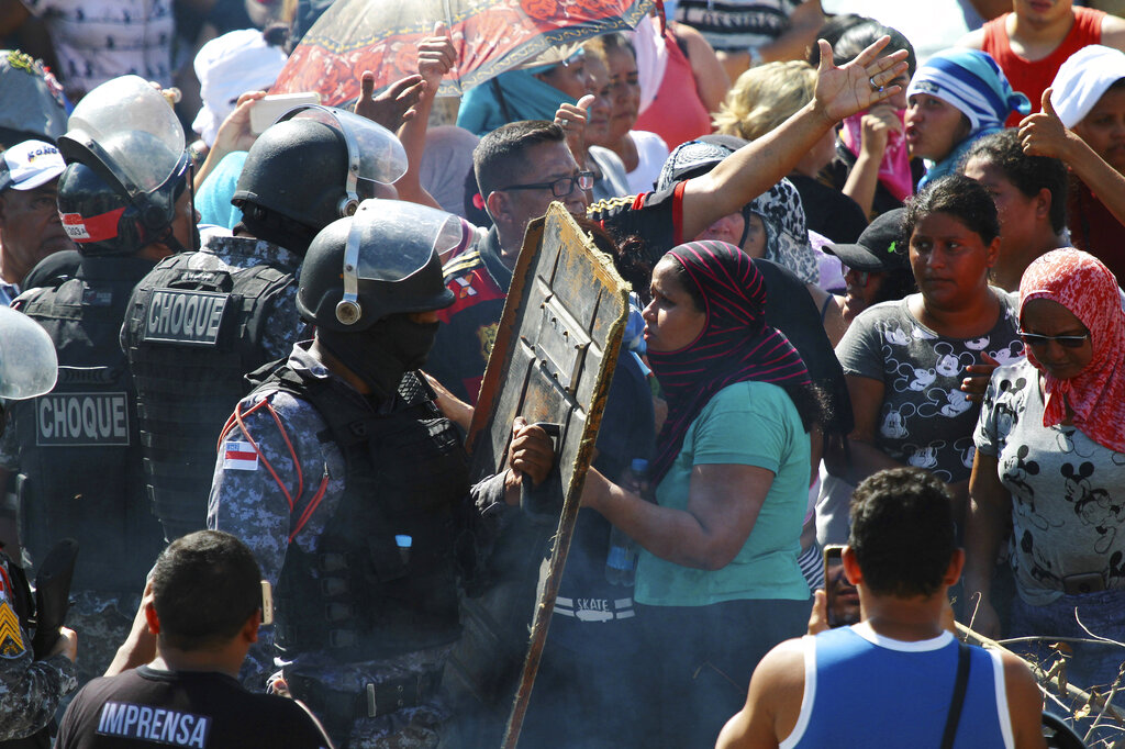 Prison conflict kills 15 in Brazil