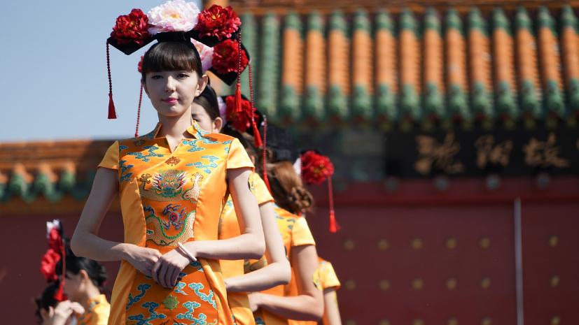Northeastern city Shenyang hosts China's first cheongsam festival