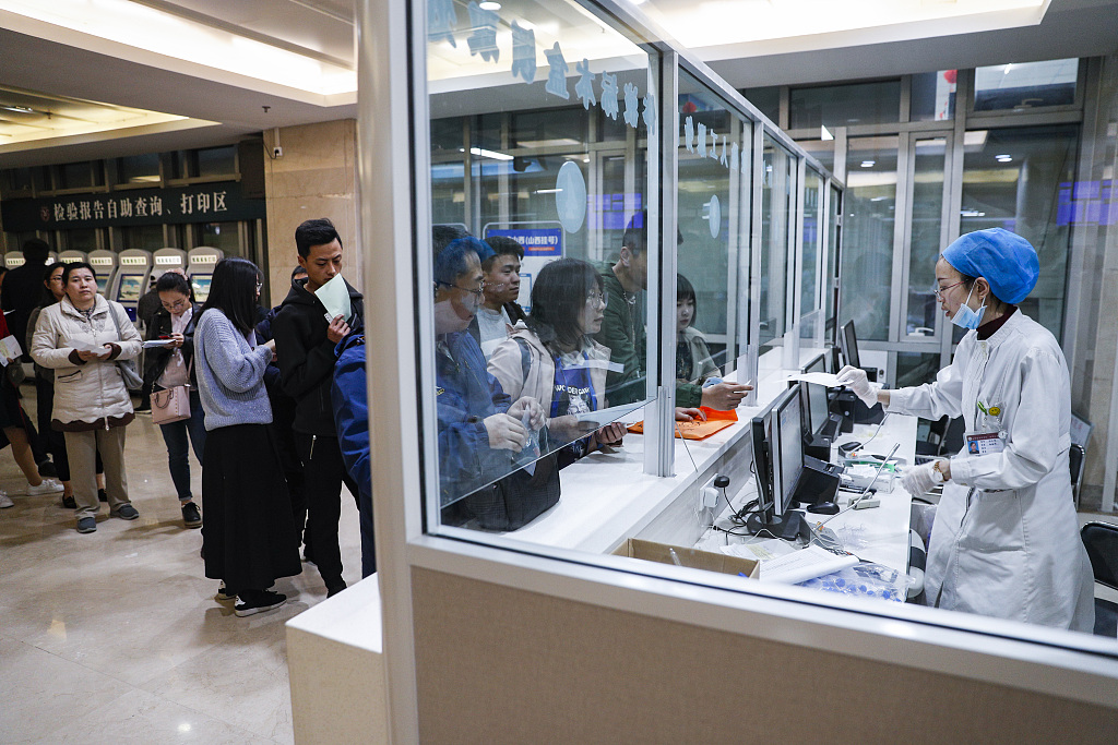 China sees significant improvement in medical services