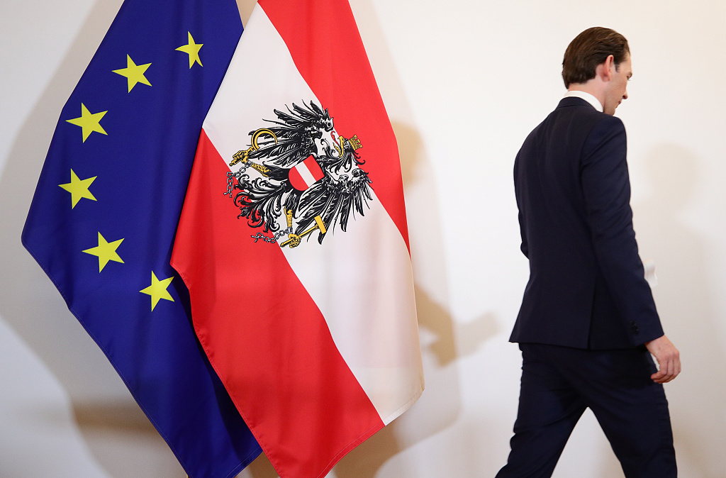 Austria's lower house of parliament passes no-confidence vote against Kurz and his cabinet