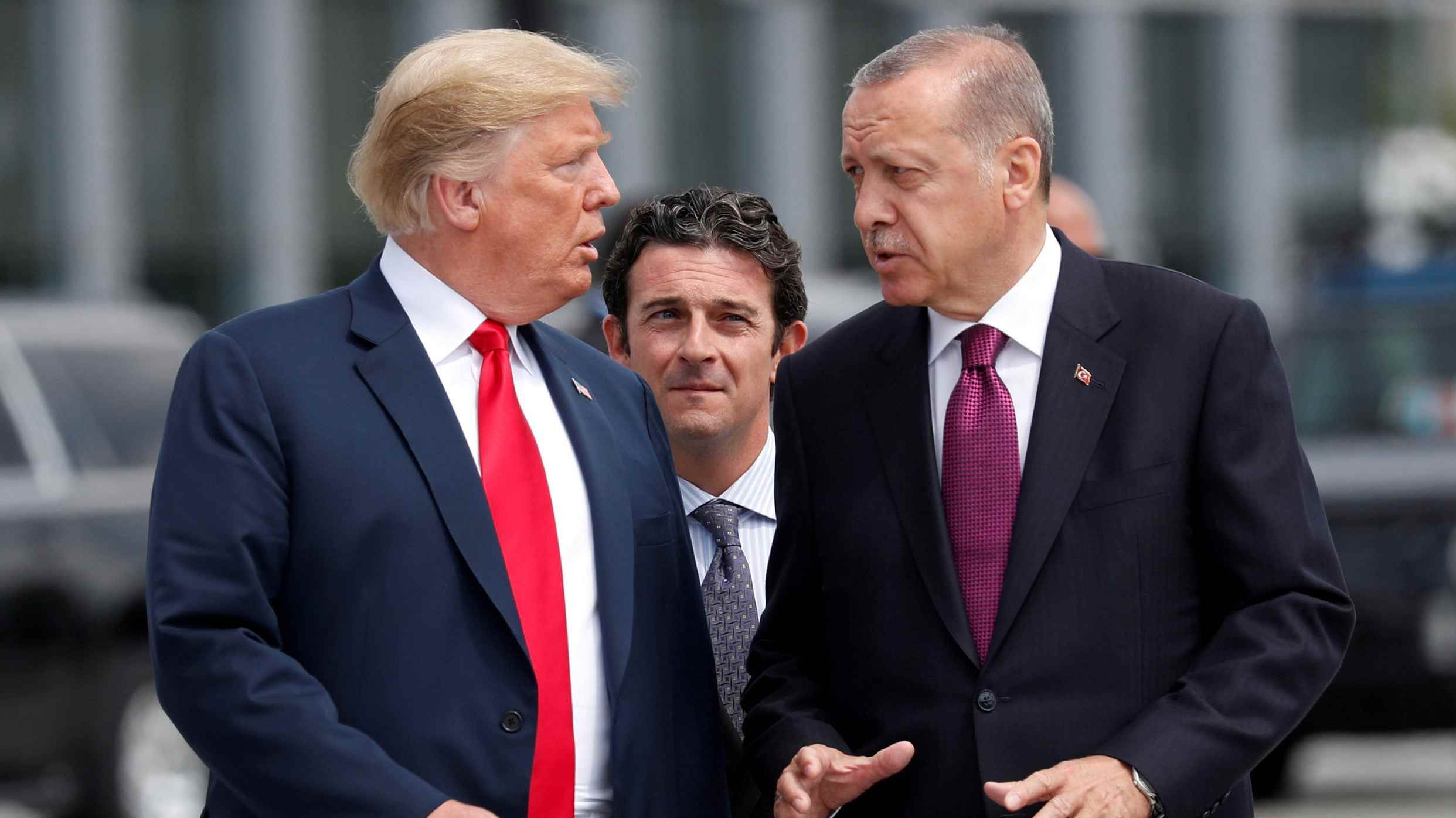 Turkey denies US ultimatum on S-400 deal with Russia