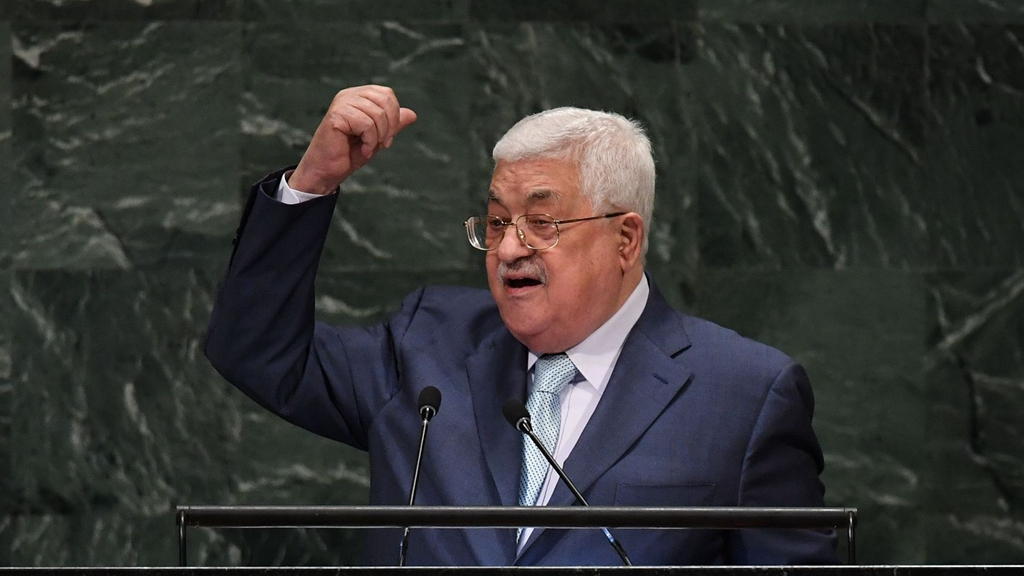 Palestinian president says US Mideast peace plan 'selling illusions'