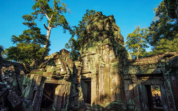 Cambodia ready to upgrade tourist amenities to draw more Chinese