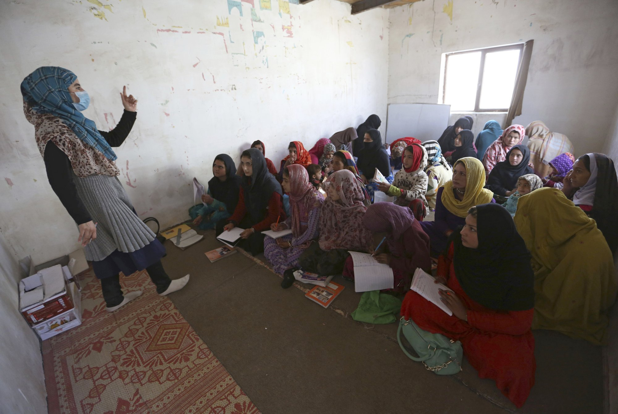 UN agency: Attacks on schools in Afghanistan tripled in 2018
