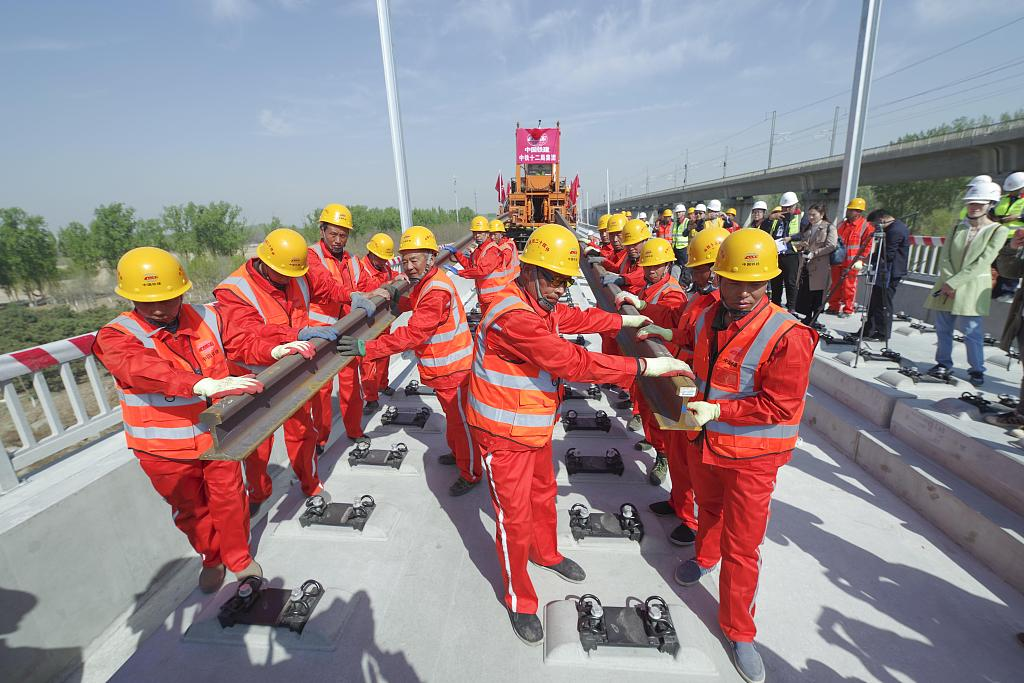 Express rail to link new Beijing airport with Xiongan