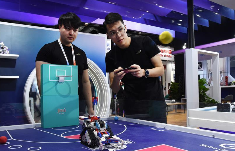 2019 China International Fair for Trade in Services opens in Beijing