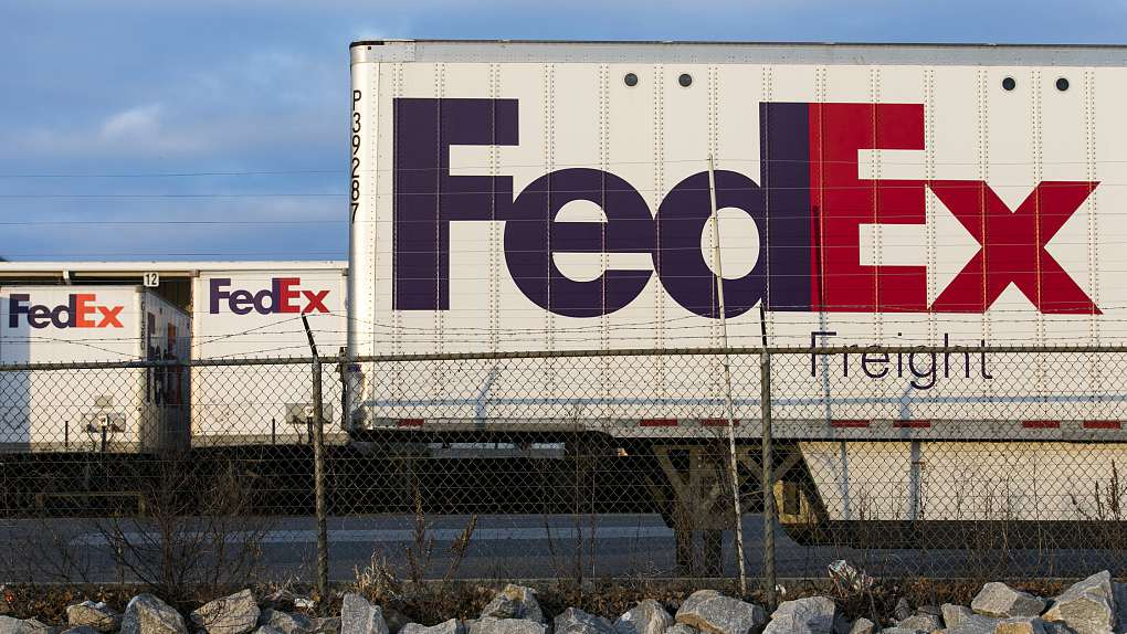 Who is behind FedEx diverting Huawei parcels to US?
