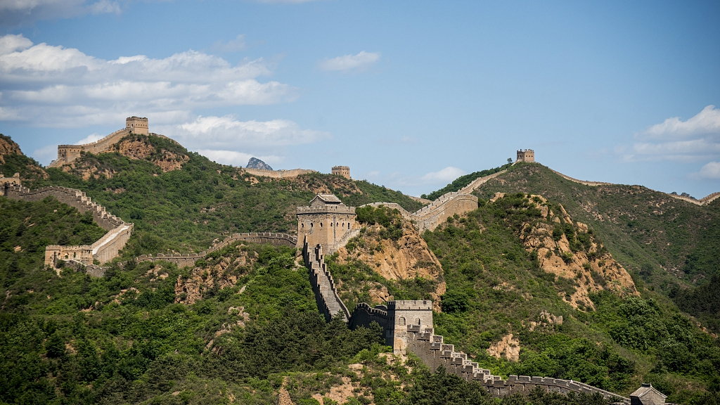 Badaling Great Wall to limit daily visitors from June 1