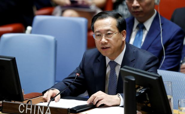 China attaches great importance to humanitarian situation in Syria: envoy
