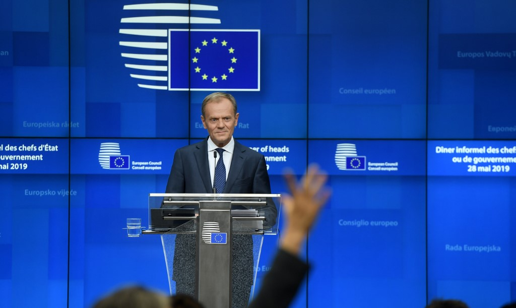 Tusk: Brexit a 'vaccine' against Euroskepticism