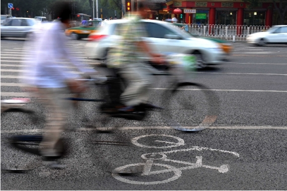 Beijing to open first bike-only road