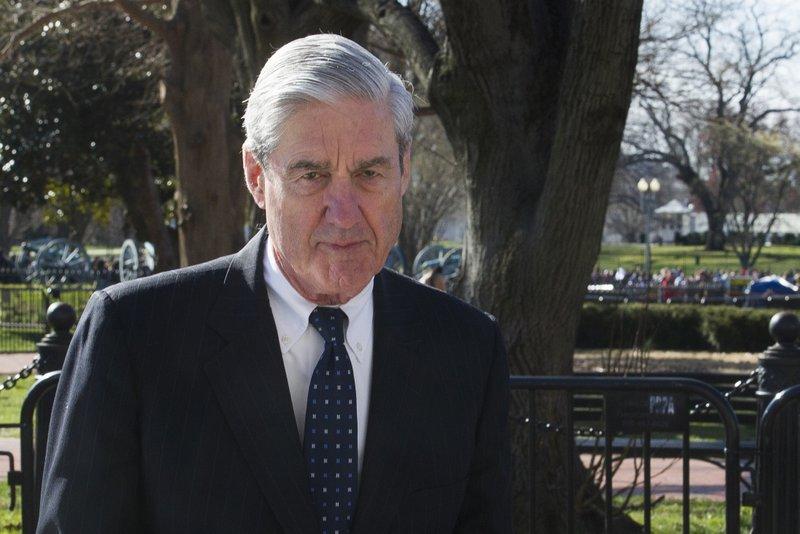 Mueller to make 1st public statement on Russia probe