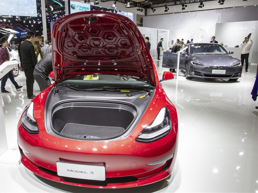China-made Tesla Model 3 booking expected on Friday
