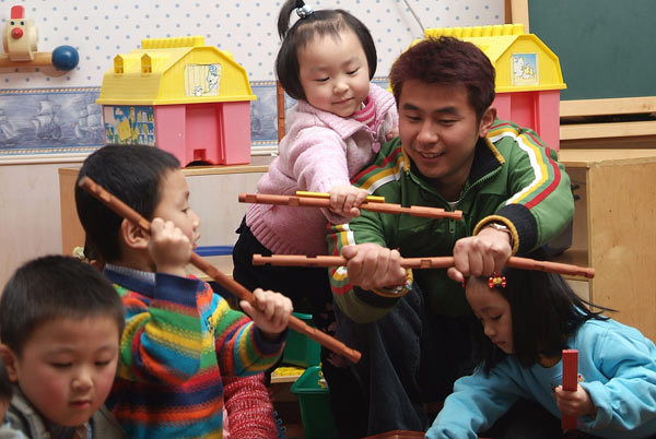 No criminal sexual past required for child-related jobs in Shanghai