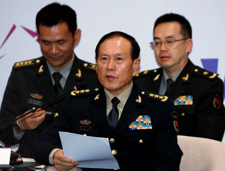 Chinese Defense Minister's Singapore visit contributes to peace in South China Sea