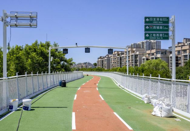 Beijing's first bicycle highway to open on Friday