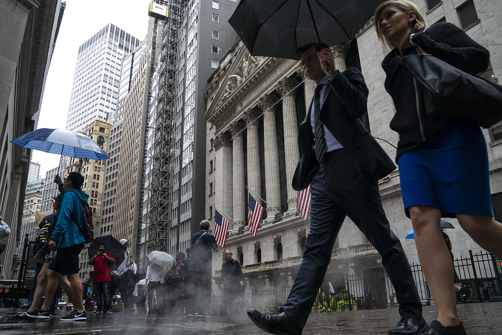 US economic growth in Q1 revised down to 3.1 pct