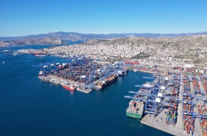 Greece's Piraeus Port luring Chinese cruise visitors