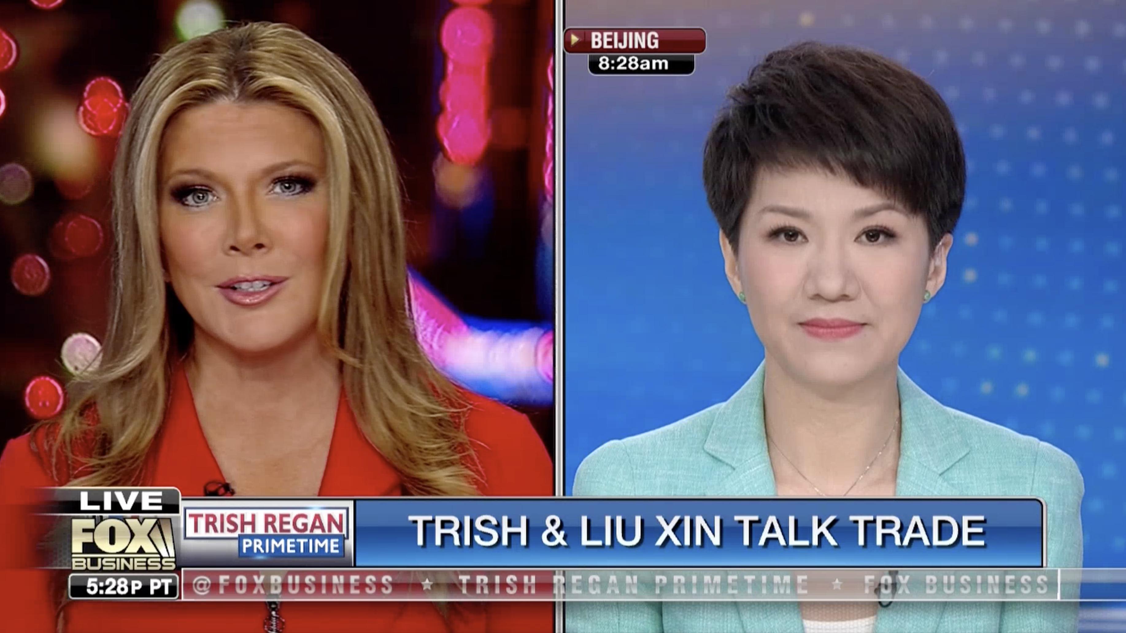 Fact Check: CGTN vs Fox live debate