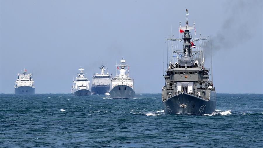 China's defense diplomacy at Shangri-La Dialogue since 2007