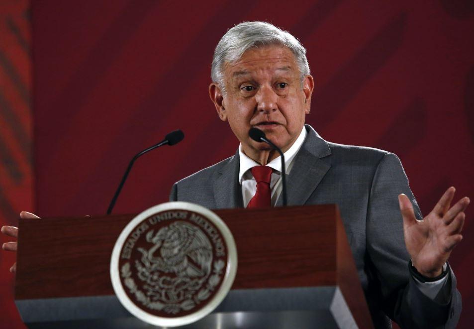 Mexico president: We won't react desperately to Trump threat