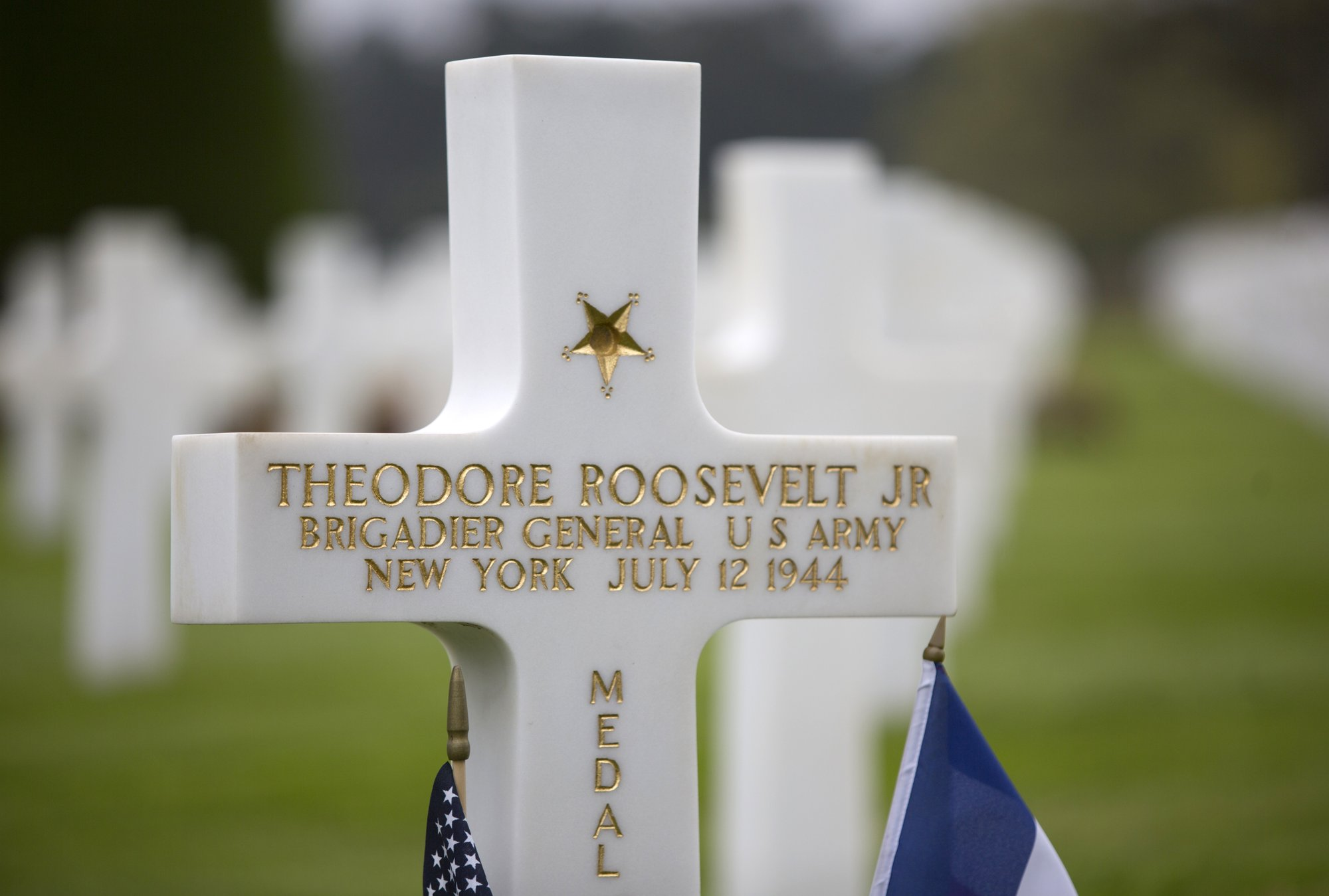 D-Day symbol of American-French friendship under strain