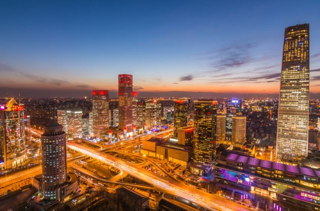 Beijing ranked among the world's 10 top-performing cities