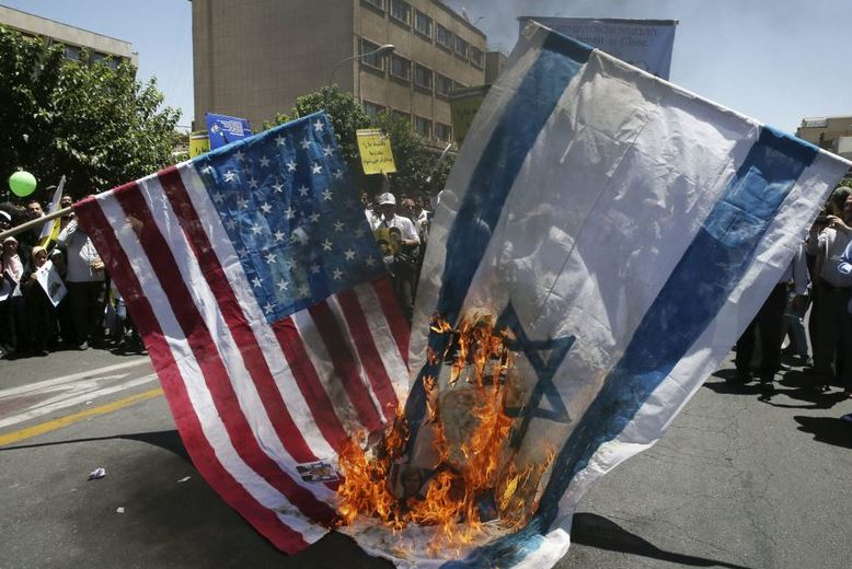 Iranians mark al-Quds Day to support Palestinians