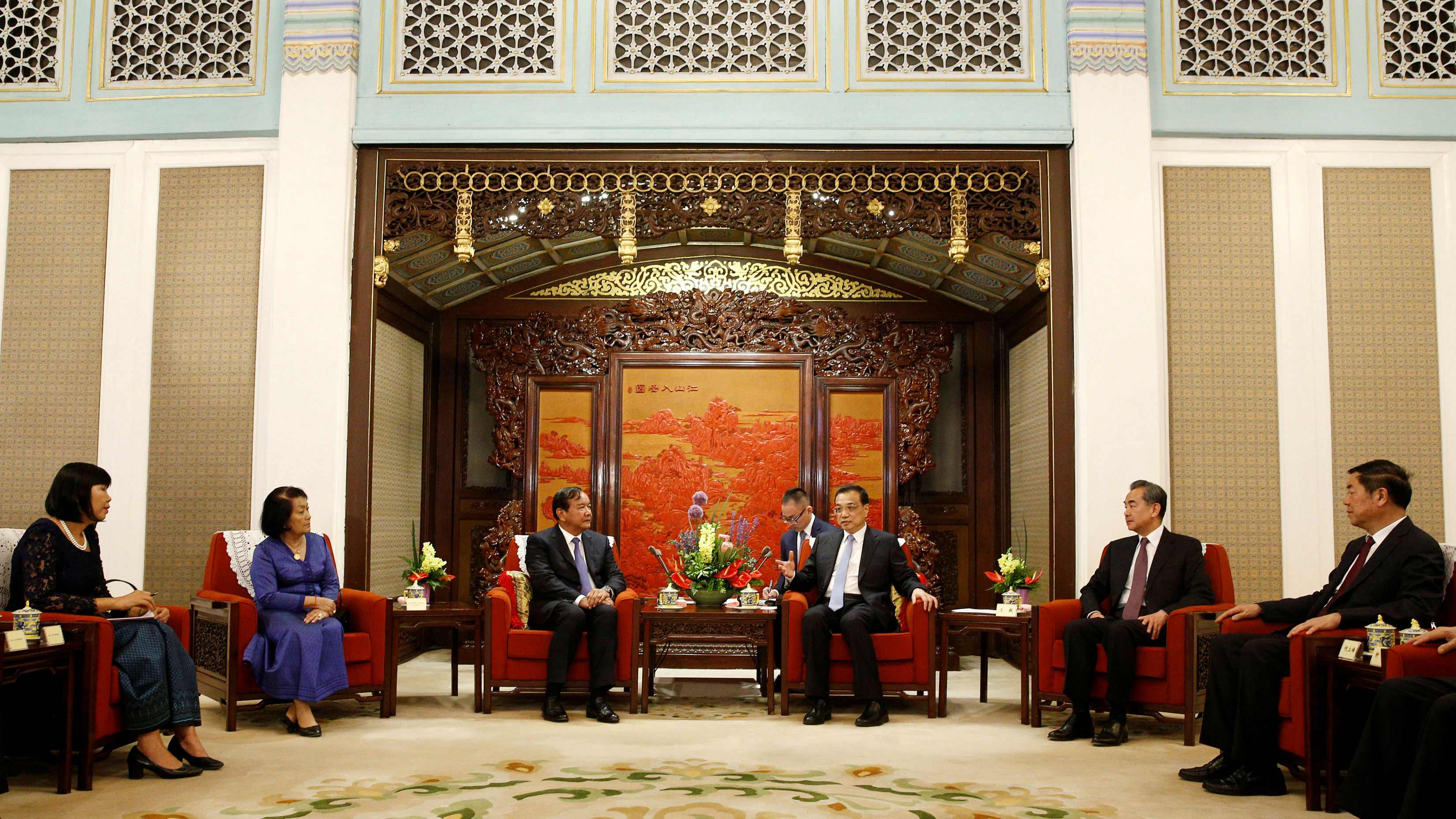 China, Cambodia to jointly advance COC consultation