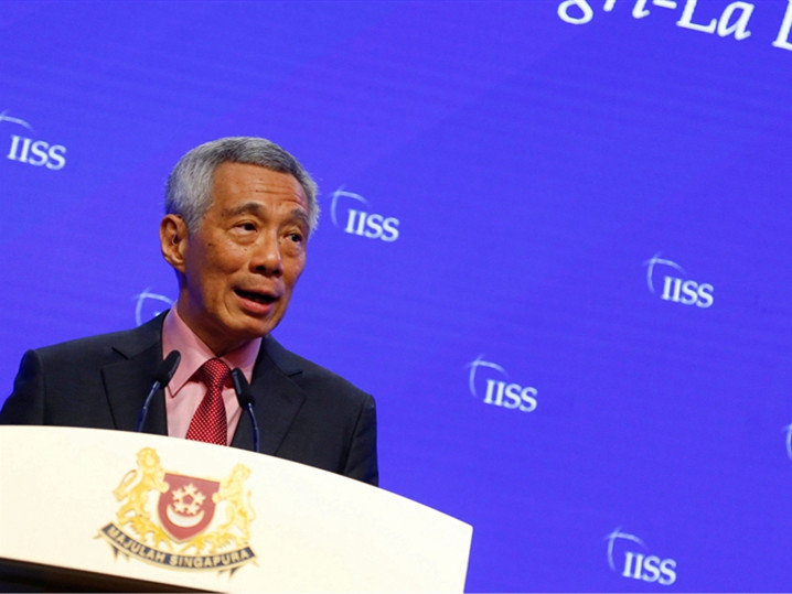 Singaporean PM supports China's BRI, dubbing Asia-Pacific countries active participants