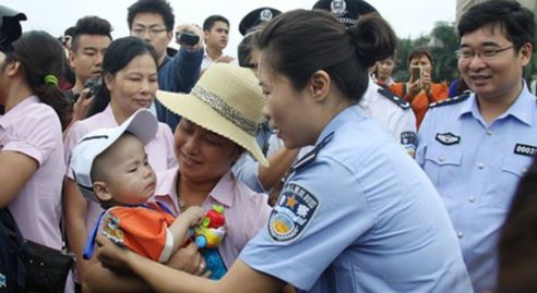 Child traffickers sentenced to death in North China