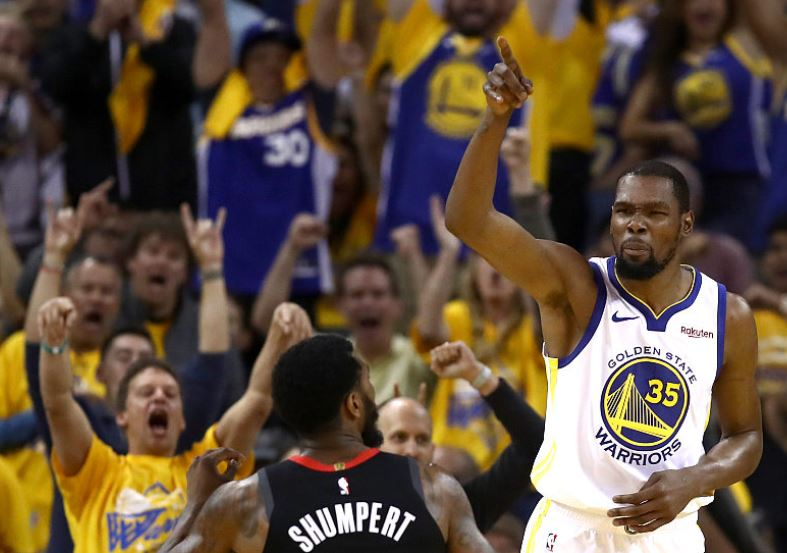 Kevin Durant may return for NBA Finals in Game 4